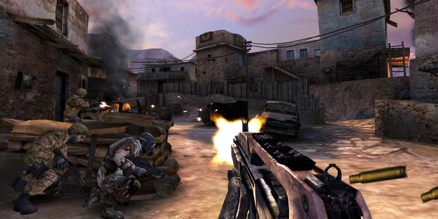 Activision Releases 'Call of Duty: Strike Team' On The App Store