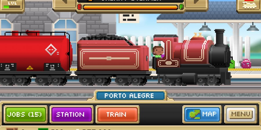 'Pocket Trains' Review - Making Logistics Fun