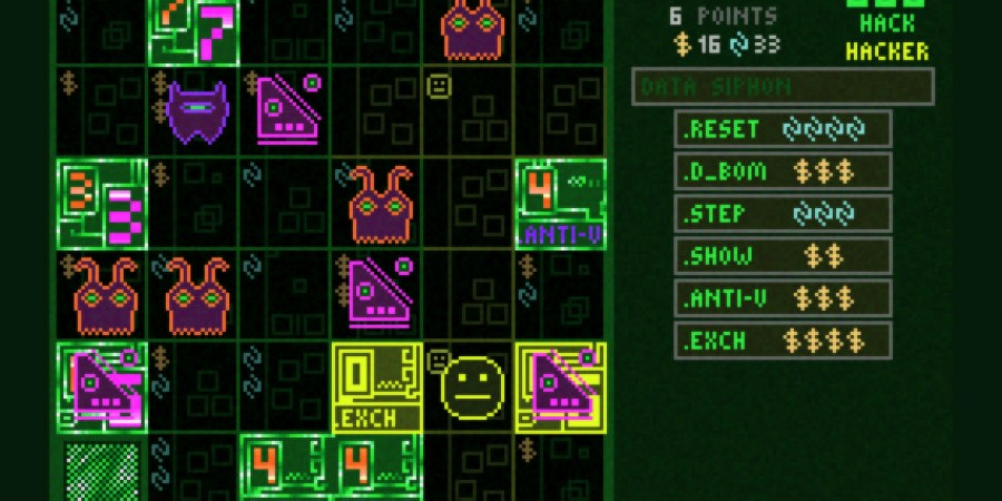 '868-HACK' Review - A Cyber-Roguelike that Excels in Design