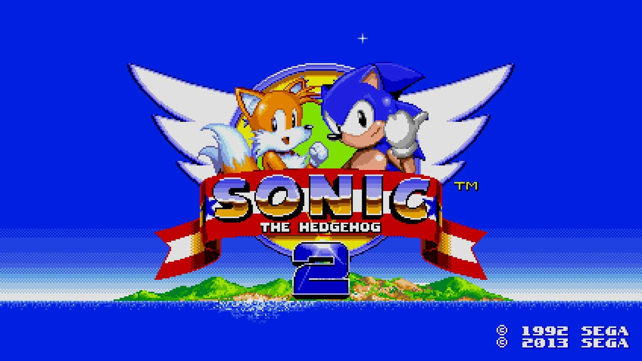 Sonic 2 - Mobile - Screen 01