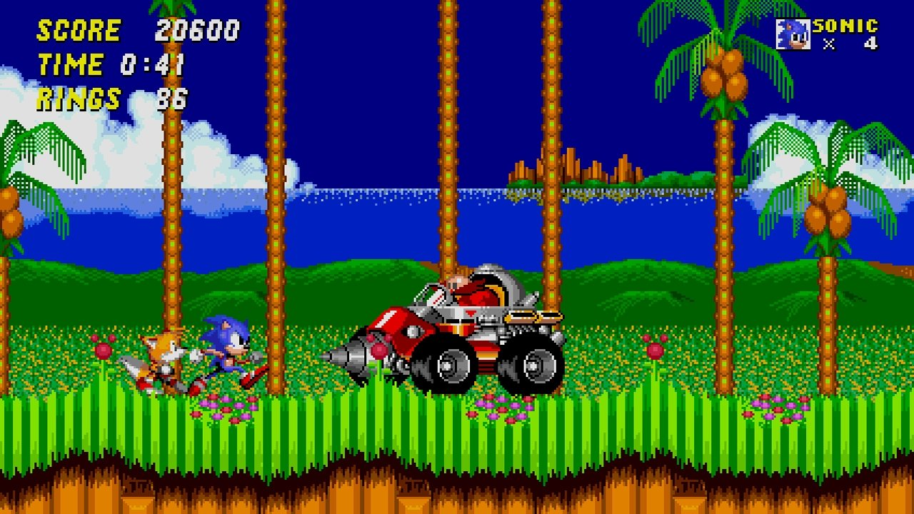 Sonic 2 - Mobile - Screen 03