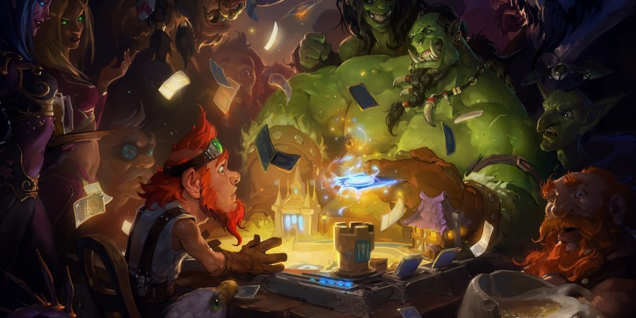 'Hearthstone: Heroes of Warcraft' - A Deeper Look Into Card Collection