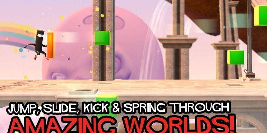 'Bit.Trip Run!' Review - A Mostly-Intact Port Of An Excellent Runner