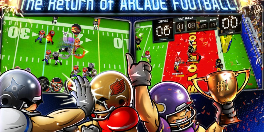 'Football Heroes' Review - The Awesome Gridiron Mayhem