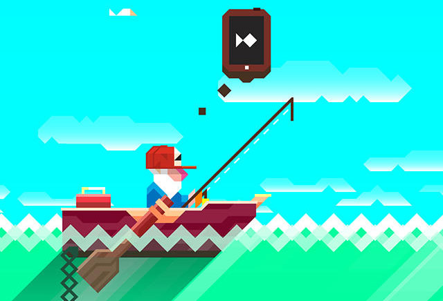 TouchArcade Game of the Year 2013: 'Ridiculous Fishing'