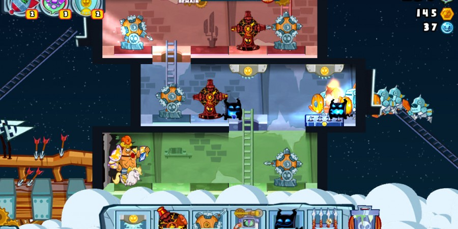 'Castle Doombad' Review - Taking Tower Defense to New Heights