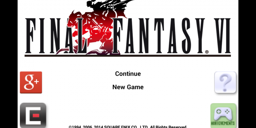 'Final Fantasy VI' Android First Impressions and iOS Release Date Theorycrafting