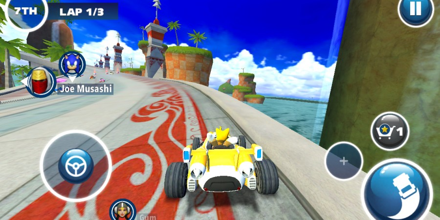 'Sonic & Sega All-Stars Racing Transformed' Review - An All-Star Sequel