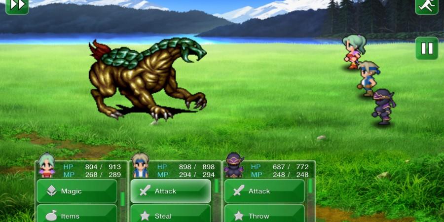 'Final Fantasy VI' Review - Pure Magic(ite)