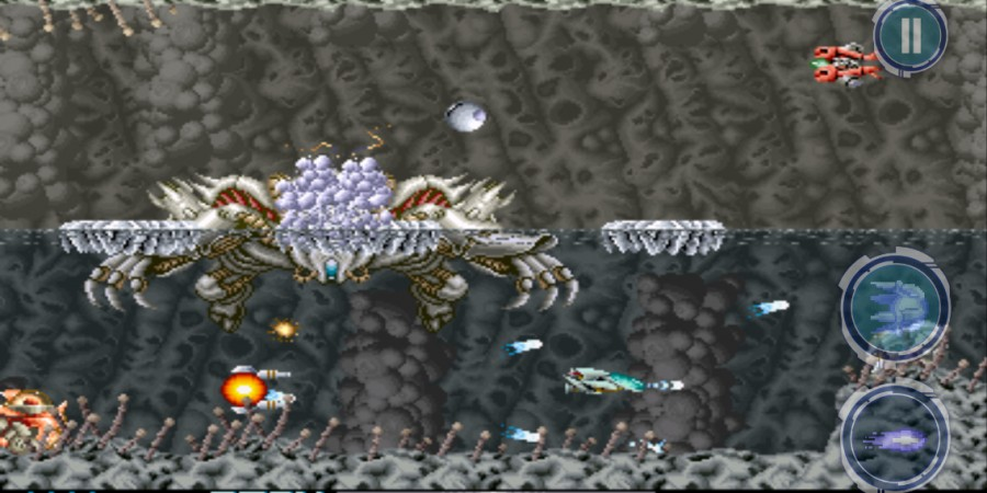 'R-Type II' Review - Don't Bydo More Than You Can Chew