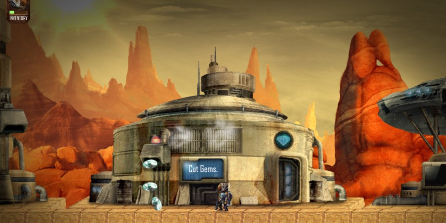 'Mines of Mars' Review - Diamond in the Rough