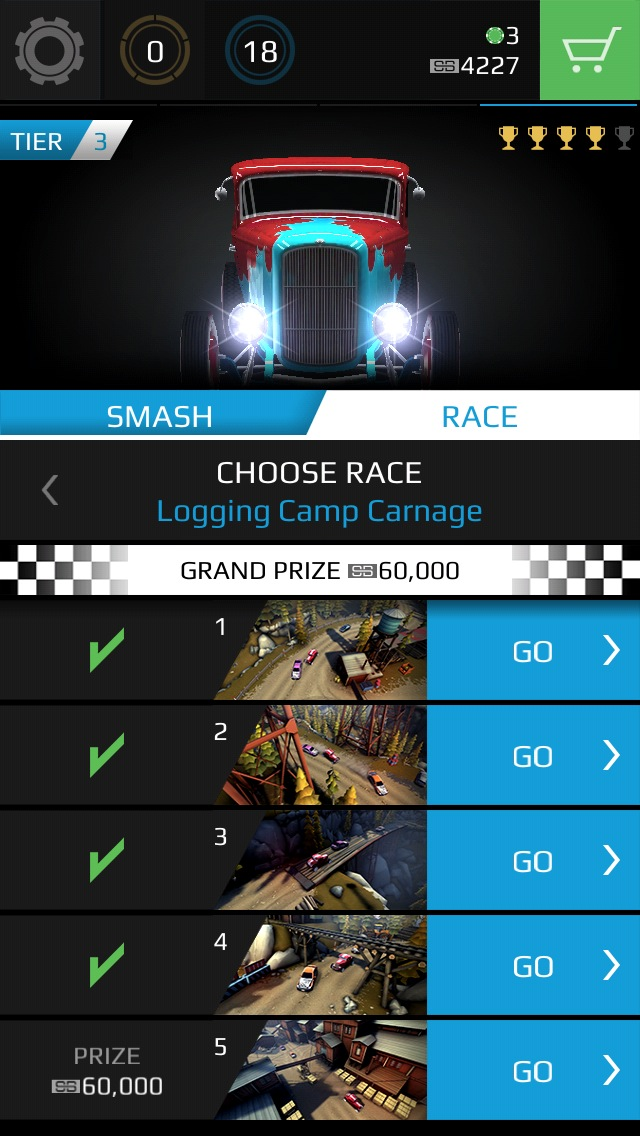 The 'Smash Bandits Racing' Update is Now Available