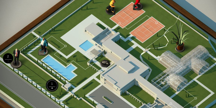 'Hitman GO' Review - A Surprising Hit Puzzler