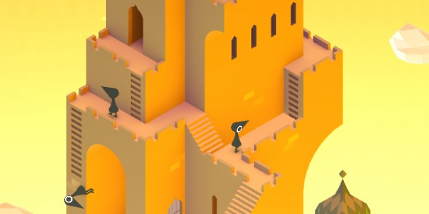 'Monument Valley' Review - In Which An Uncanny Valley Is Reviewed