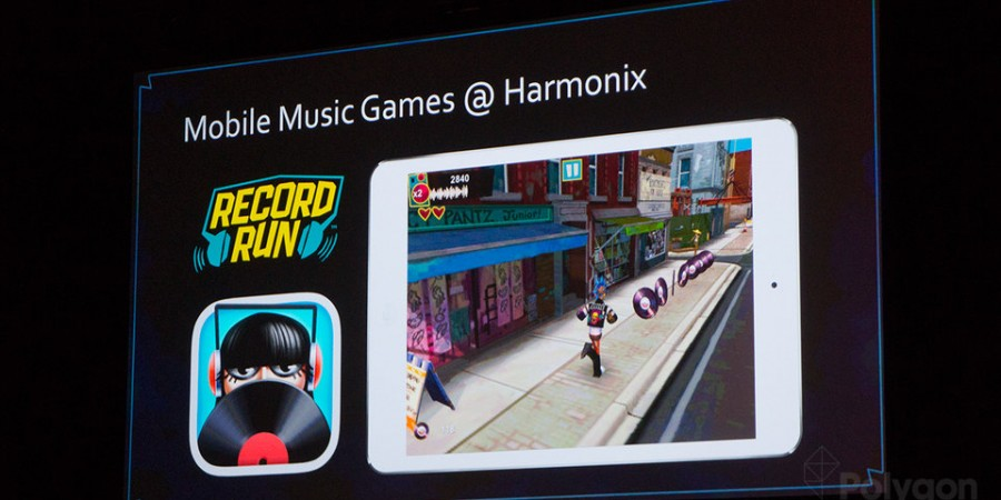 PAX East: Harmonix Announces 'Record Run', a Runner that Utilizes Your Library of Music