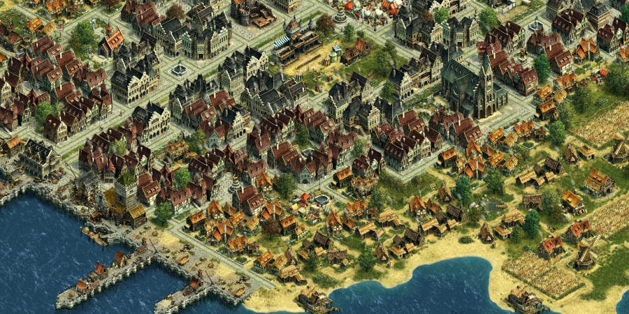 'ANNO: Build an Empire' for iPad Soft-Launches in Canada