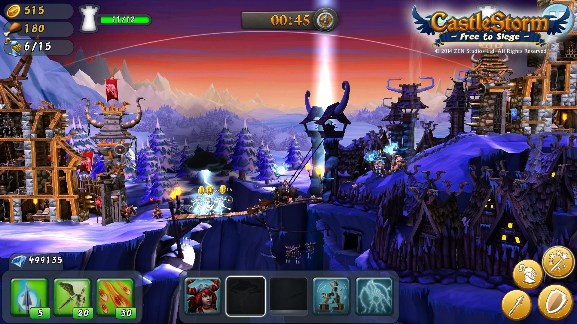 CastleStorm - Free to Siege 5