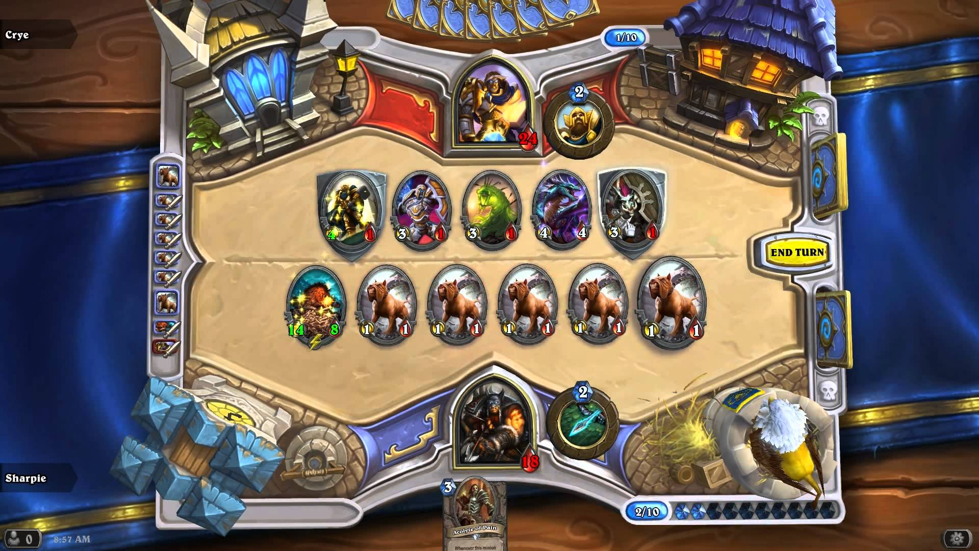 maxresdefault1 iPhone and Android Hearthstone Delayed Until 2015