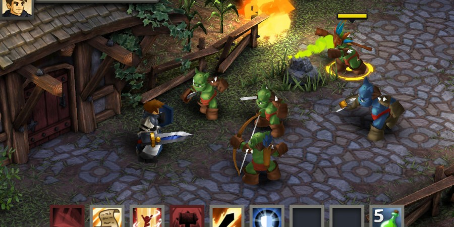 TouchArcade Game of the Week: 'Battleheart Legacy'
