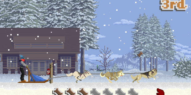 New Dogs, New Tricks: Trichotomy Games Brings Mushing to iOS with 'Dog Sled Saga'