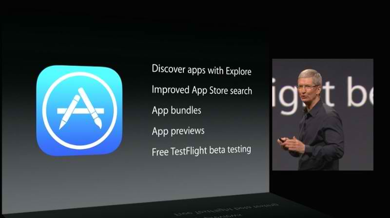 Apple představuje novinky v App Storu a rozjíždí to v Metalu