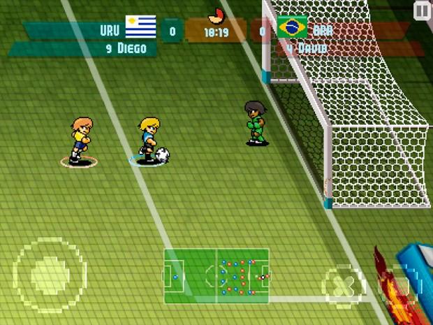 Pixel Cup Soccer 1