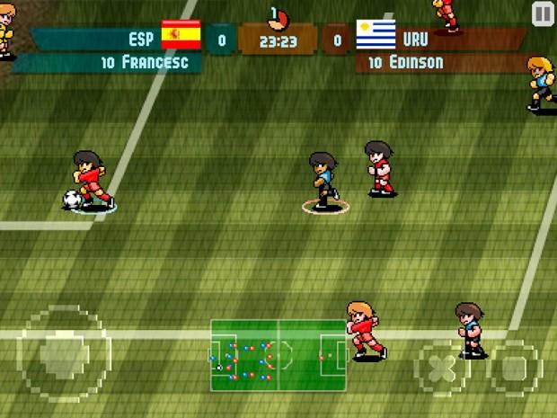 Pixel Cup Soccer 2