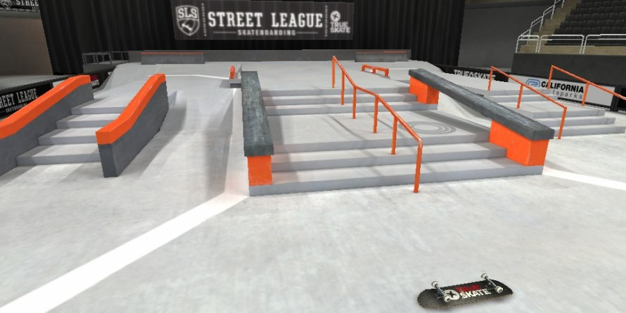 Freebie Alert: 'True Skate' Street League Skateboarding Update and Price Drop are Now Live
