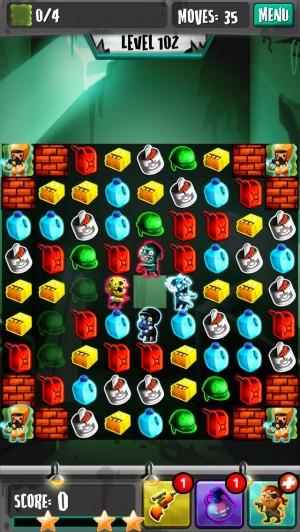 Zombie Puzzle Panic 1