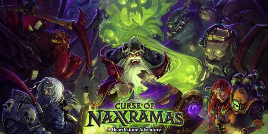 """'Hearthstone' Expansion """"Curse of Naxxramas"""" is Now Available"""