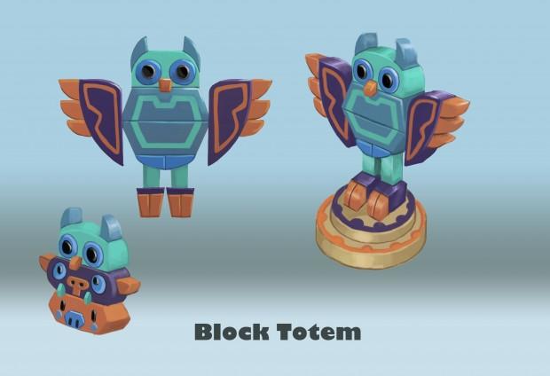 Block_Totem