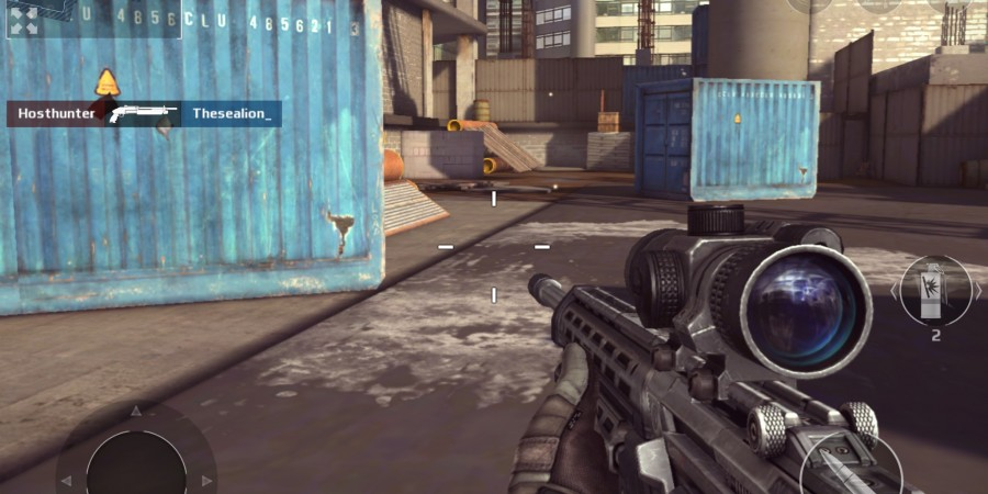 'Modern Combat 5: Blackout' Multiplayer Review - A New Standard in iOS FPS MP