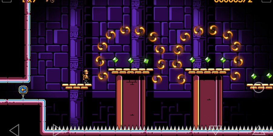 'Traps N' Gemstones' Review - An Excellent Metroid-Style Indy Game