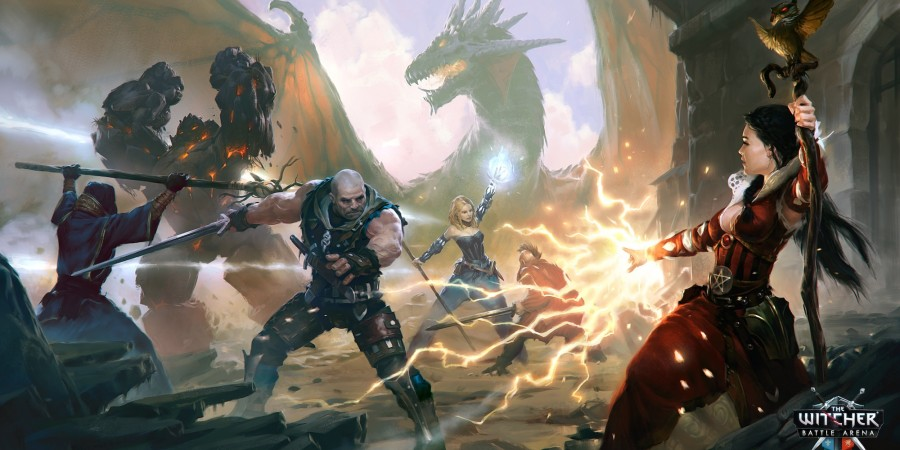 Mo' Money, Mo' MOBA: CD Projekt RED Announce 'The Witcher Battle Arena'