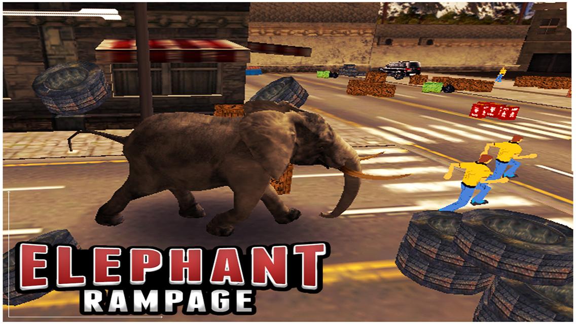 elephantrampage