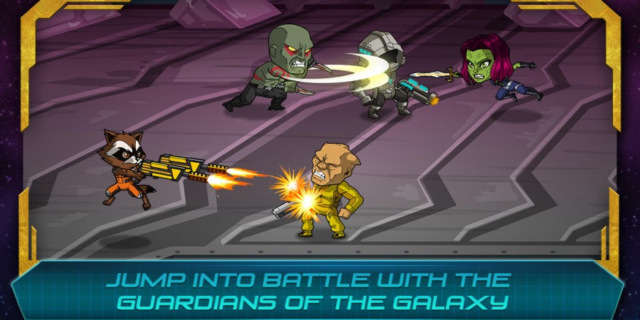TouchArcade Game of the Week: 'Guardians of the Galaxy: The Universal Weapon'