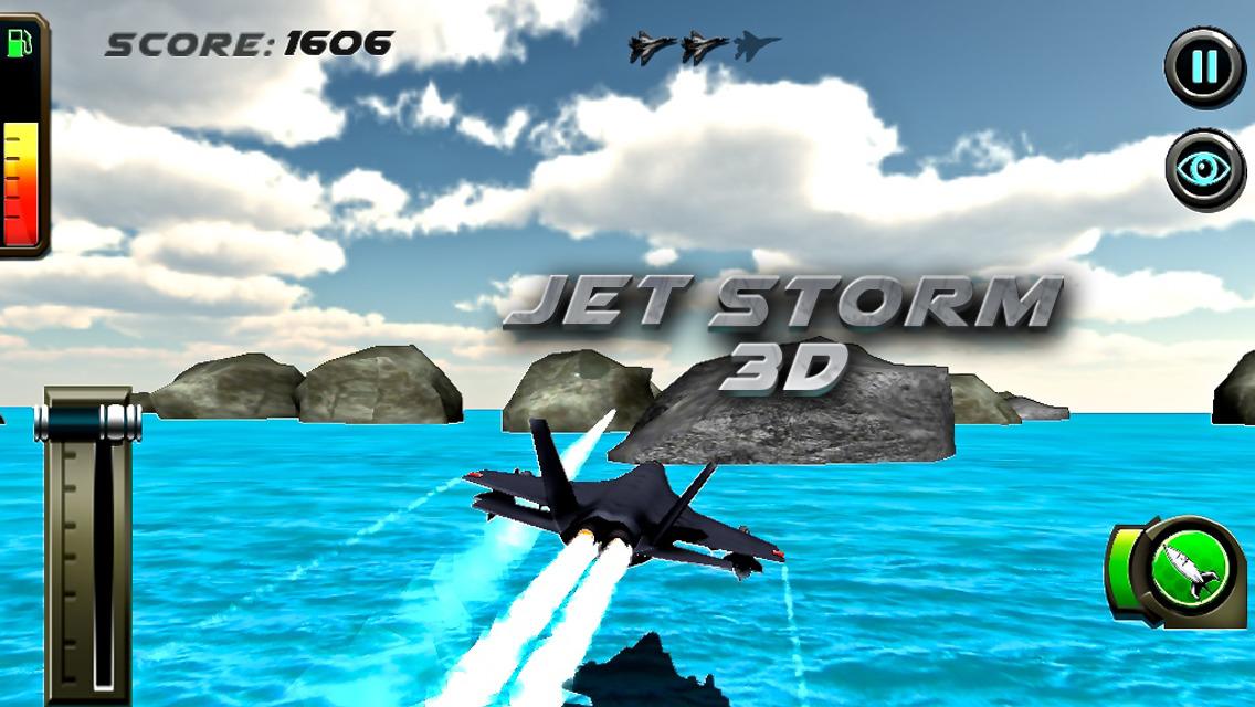 jetstorm