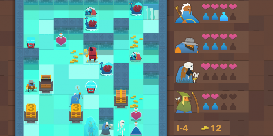 Lucky Frame Bringing Roguelike Puzzler 'The Nightmare Cooperative' to iOS