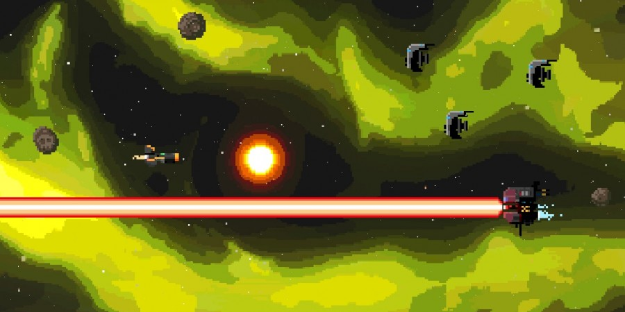 New Pixely Shoot 'em Up 'Supermassive' is Shooting for A Fall Release