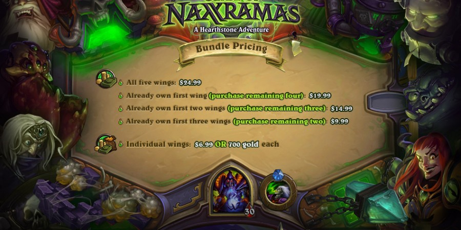 'Hearthstone' Curse of Naxxramas Review - Easily The Best Way New Collectable Card Game Cards Have Ever Been Released
