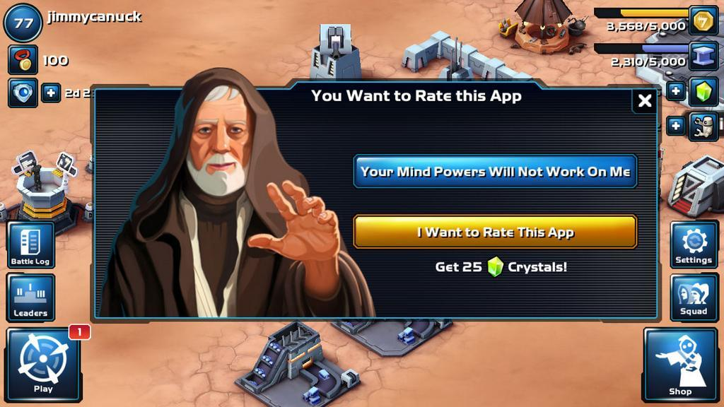 LucasArts Hops Aboard the 'Clash of Clans' Gravy Train with 'Star Wars: Commander'