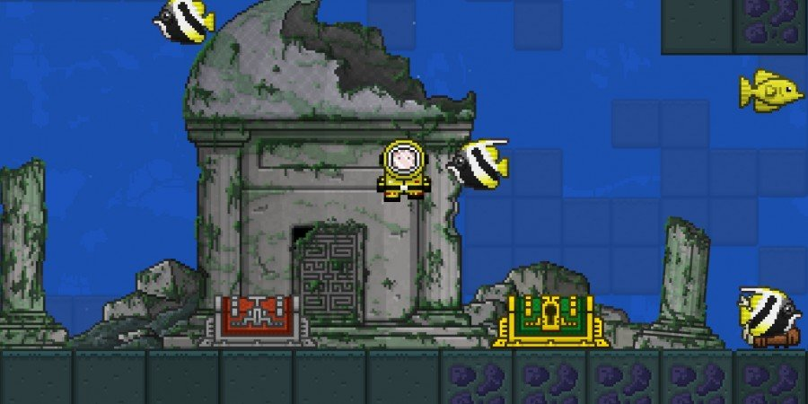 'Deep Loot' Review - A Treasure Hauled Up from the Depths of the App Store