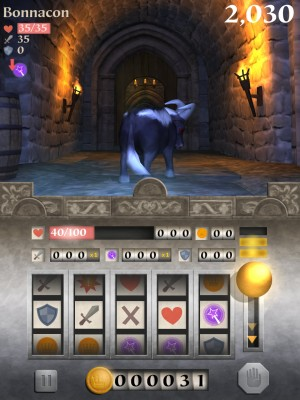 Dungeon Slots 4
