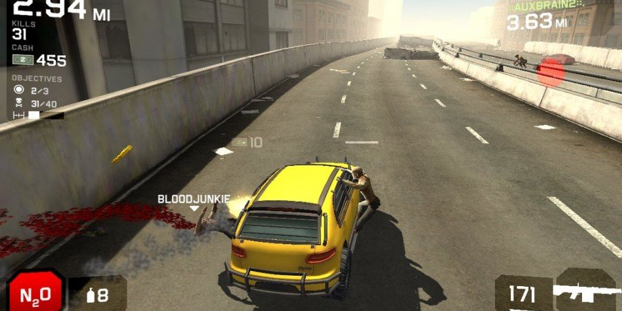 'Zombie Highway 2' Details Spilling Out Like So Many Zombies' Entrails