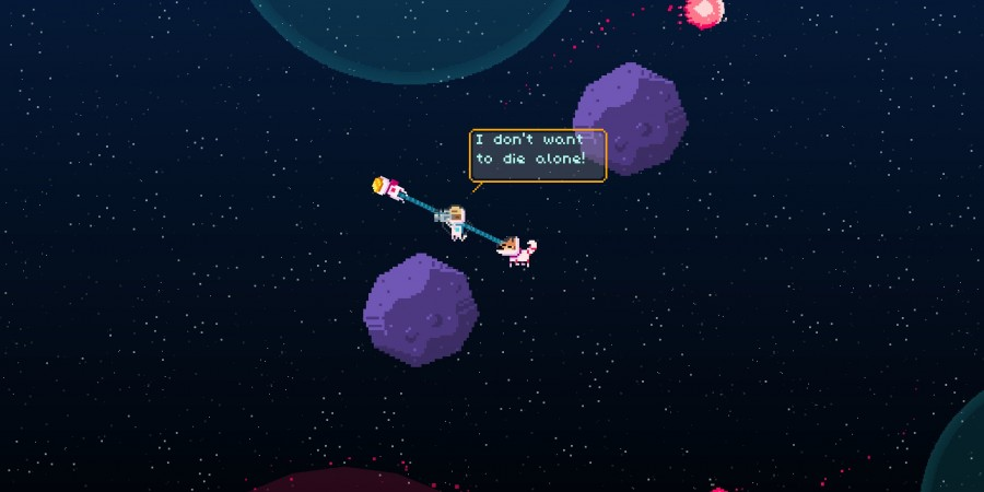 Check Out 'Sunburn,' a Game About Throwing Astronauts into the Sun