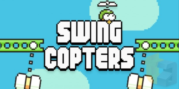 Exclusive Hands On With 'Flappy Bird' Creator Dong Nguyen's Next Game: 'Swing Copters'