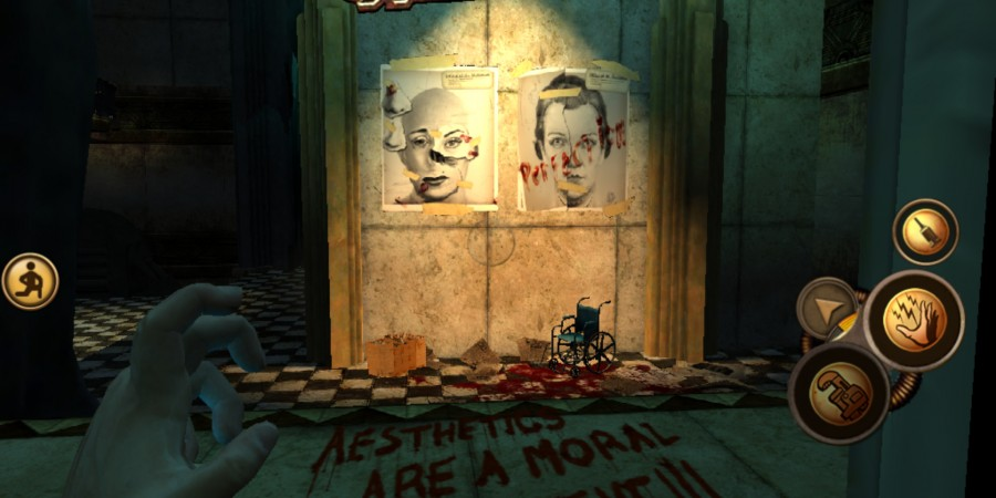 'Bioshock' Review - Is An iOS Gamer Not Entitled To A Mobile Rapture?