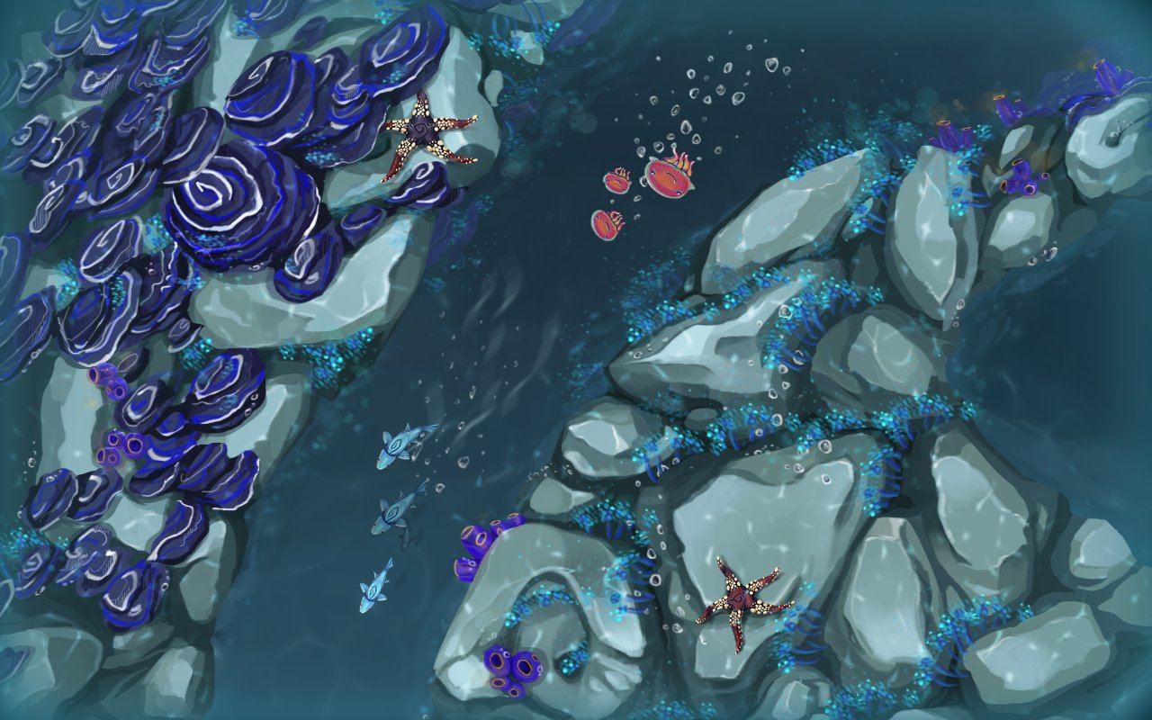 Jelly Reef concept