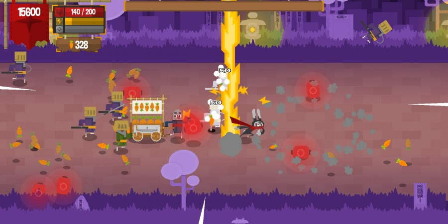 TGS 2014: Hands-On With 'Ninjin: Clash Of Carrots'