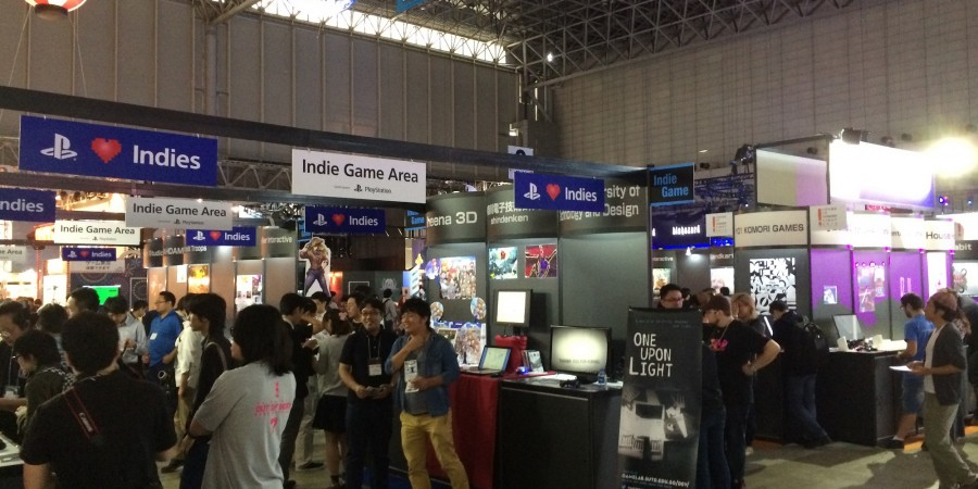 TGS 2014: Indie Game Wrap-Up